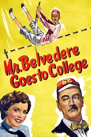 Image Mr. Belvedere Goes to College