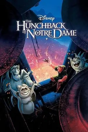 Poster The Hunchback of Notre Dame 1996