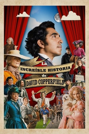 Image La increíble historia de David Copperfield