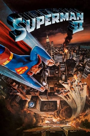 Poster Superman II 1980