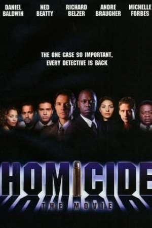 Image Homicide: The Movie