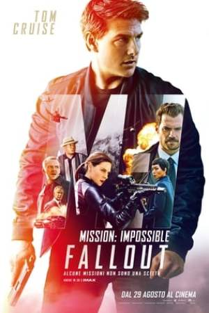 Poster Mission: Impossible - Fallout 2018