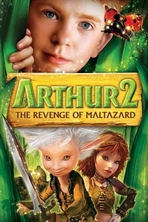 Image Arthur and the Revenge of Maltazard
