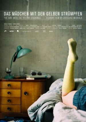 Poster The Girl with the Yellow Stockings 2008