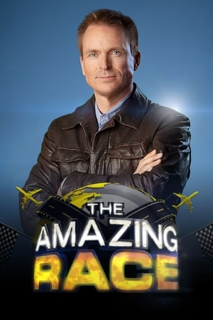 Poster The Amazing Race 2001