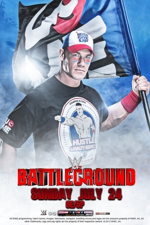 Image WWE Battleground 2016
