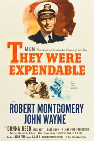 Poster They Were Expendable 1945