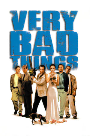 Poster Very Bad Things 1998