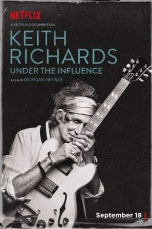 Image Keith Richards: Under the Influence
