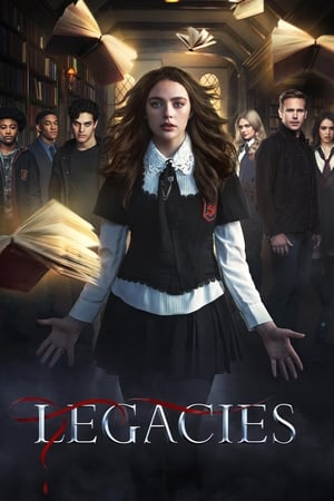 Serie Legacies en streaming