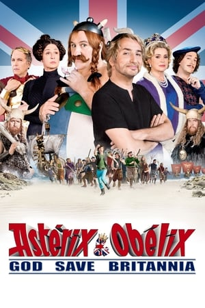 Image Asterix & Obelix: God Save Britannia