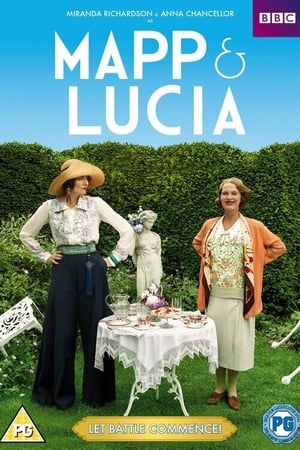 Image Mapp and Lucia
