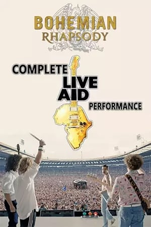Poster Bohemian Rhapsody: Recreating Live Aid 2019