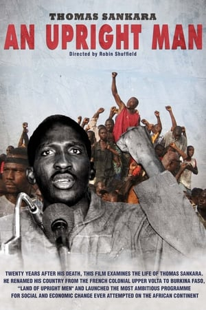 Image Thomas Sankara: The Upright Man