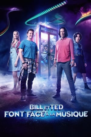 Image Bill et Ted Sauvent l'univers