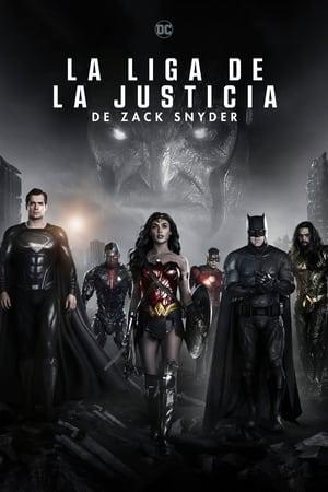 La Liga de la Justicia de Zack Snyder poster