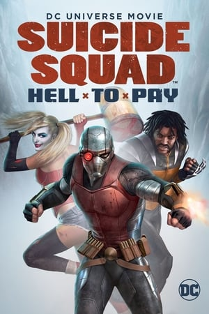 Image Suicide Squad : Hell to Pay