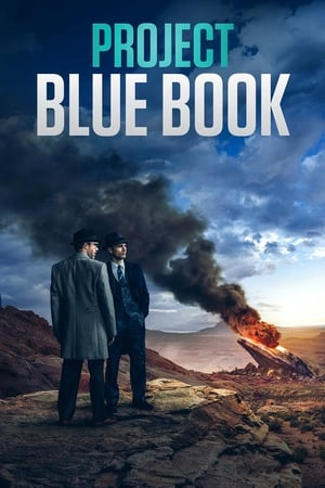 Poster Project Blue Book 2019