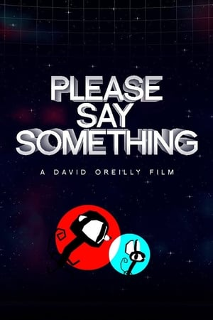 Poster Please Say Something 2009