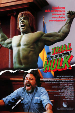 Image The Trial of the Incredible Hulk