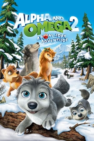 Image Alpha and Omega 2: A Howl-iday Adventure