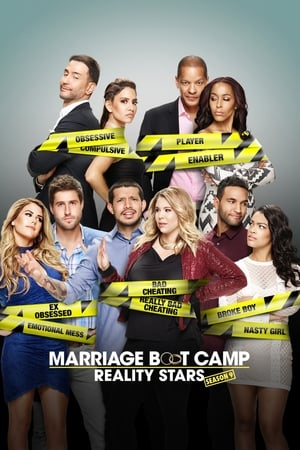 Image Marriage Boot Camp: Reality Stars