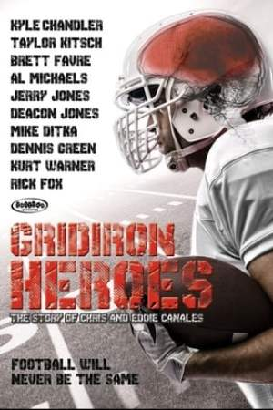 Image The Hill Chris Climbed: The Gridiron Heroes Story