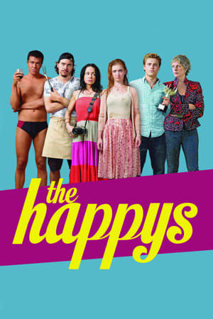Poster The Happys 2018