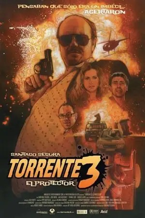 Image Torrente 3: The Protector