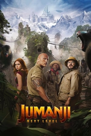 Poster Jumanji, Next Level 2019