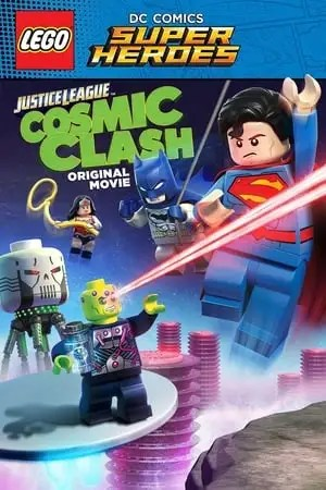 Image LEGO DC Comics Super Heroes: Justice League: Cosmic Clash