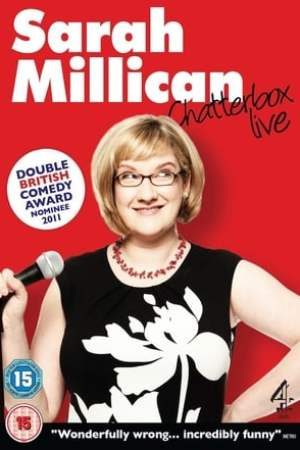 Image Sarah Millican: Chatterbox Live
