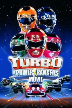 Image Power rangers turbo, le film