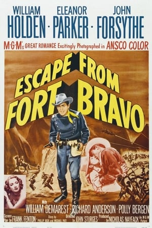 Image Escape from Fort Bravo