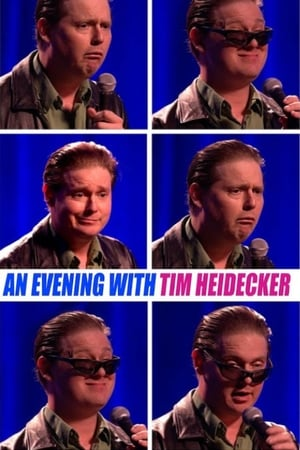 Image An Evening with Tim Heidecker