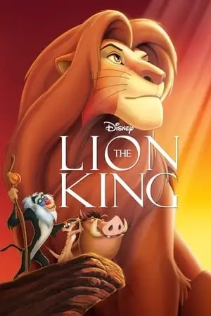 Poster The Lion King 1994