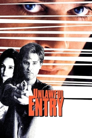 Poster Unlawful Entry 1992