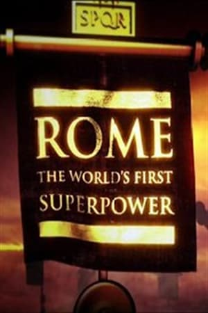 Image Rome: The World's First Superpower
