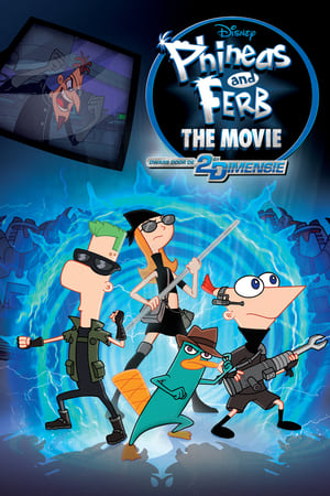 Image Phineas and Ferb the Movie: Across the 2nd Dimension