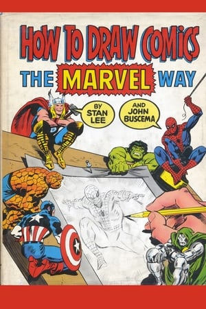 Image How to Draw Comics the Marvel Way