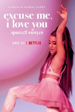 Image ariana grande : excuse me, i love you