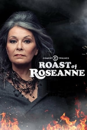 Poster Comedy Central Roast of Roseanne 2012