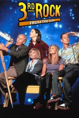 Poster 3rd Rock from the Sun 1996