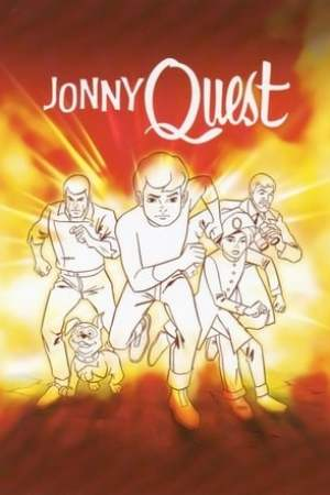 Image The New Adventures of Jonny Quest