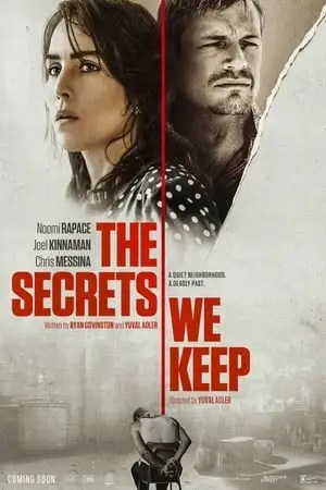 Poster The Secrets We Keep 2020