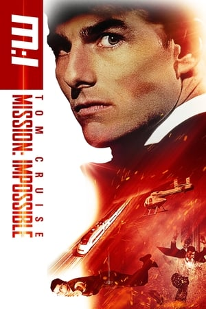 Poster Mission: Impossible 1996