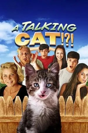 Image A Talking Cat!?!