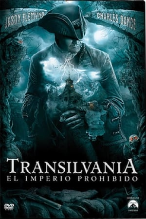 Transilvania, el imperio prohibido poster
