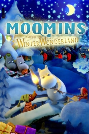 Image Moomins and the Winter Wonderland