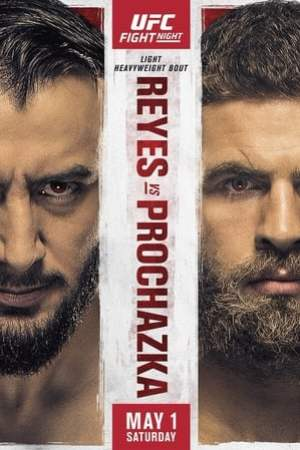 Image UFC on ESPN 23: Reyes vs. Prochazka